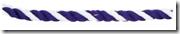紫白幕縄(アクリル)