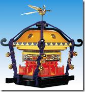 アルミ製普及型神輿